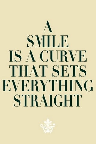 Smile Is A Curves IPhone Wallpaper Mobile Wallpaper