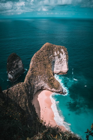 Island Lovely Beauty Nature Mountain IPhone Wallpaper Mobile Wallpaper