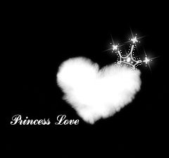 Princess Love Mobile Wallpaper
