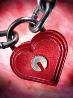Unlock My Heart Mobile Wallpaper