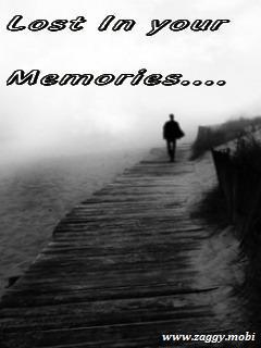 Lost Memories Mobile Wallpaper