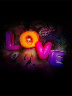 The Love Wallpaper Mobile Wallpaper