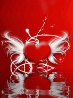 Animated Heart Mobile Wallpaper