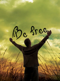 Be Free Mobile Wallpaper
