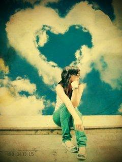 LOVE GIRL Mobile Wallpaper