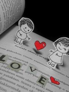 Love U Mobile Wallpaper