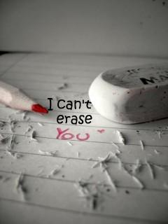 I Cant Erase Mobile Wallpaper