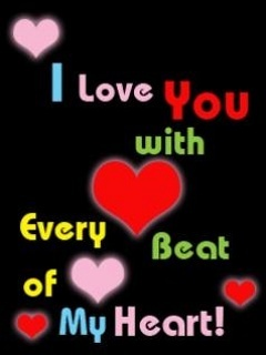 Love U Wallpapers For Mobile Phones : Download I Love U Mobile Wallpaper Mobile Toones