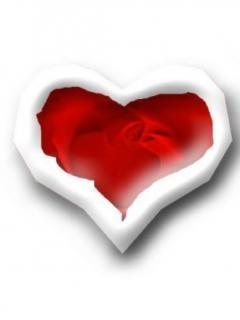 Ice Heart Mobile Wallpaper