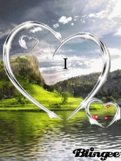Heart-Love-You Mobile Wallpaper