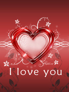 I Love You 6 Mobile Wallpaper