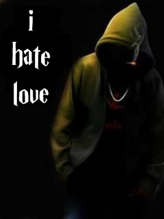 I Hate Love Mobile Wallpaper