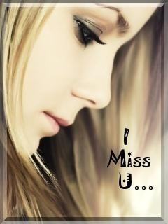 I Miss You Dear  Mobile Wallpaper