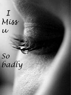 I Miss You A Lot Mobile Wallpaper