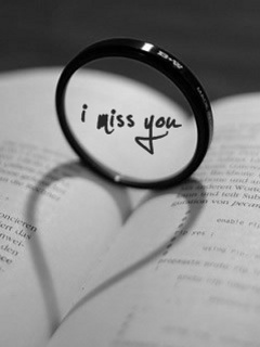 I Miss You Gf Mobile Wallpaper