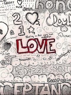 Love 08 Mobile Wallpaper
