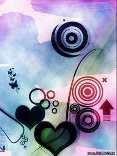 Love Cool Mobile Wallpaper