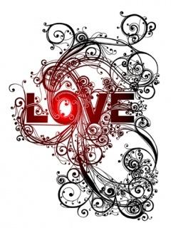 Text Love Mobile Wallpaper