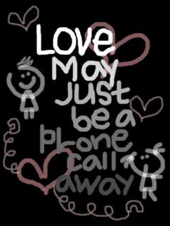 Love You Mobile Wallpaper