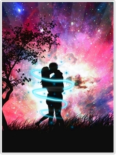 Love At Night Mobile Wallpaper
