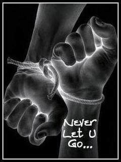 Never Let U Go Mobile Wallpaper