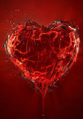 Download Broken Heart IPhone Wallpaper Mobile Wallpaper ...