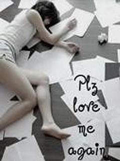 Plz Love Me Again Mobile Wallpaper