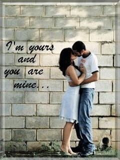 Romantic Love Mobile Wallpaper