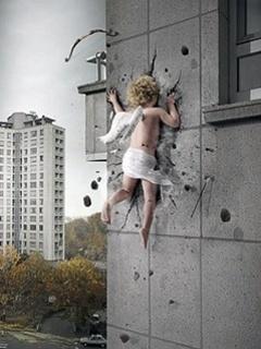 Stupid Cupid Mobile Wallpaper