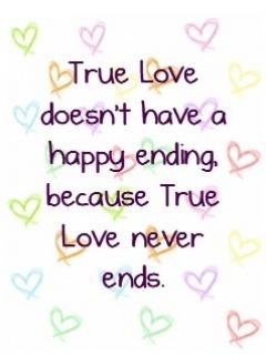 True Love Mobile Wallpaper