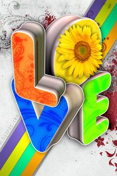 Love 2 Mobile Wallpaper