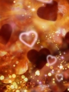 Hearts Brow Mobile Wallpaper