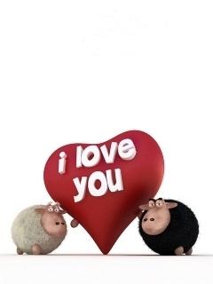 Live Love  Mobile Wallpaper
