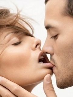 Kiss Like This Mobile Wallpaper