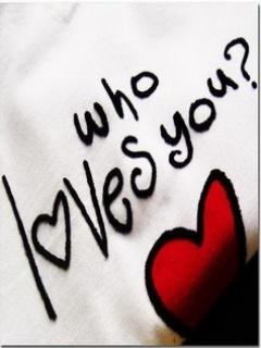 Loves You Mobile Wallpaper