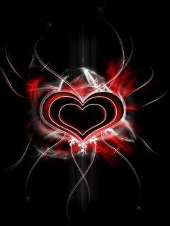 Cool_Heart Mobile Wallpaper