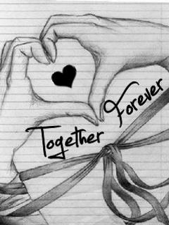 Together 4 Ever Mobile Wallpaper