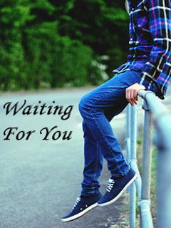 Waiting Mobile Wallpaper
