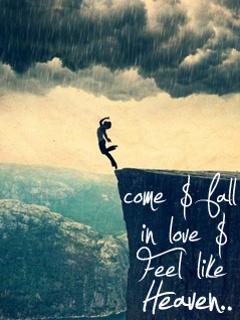 Love Heaven Mobile Wallpaper