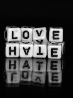 Hate Mobile Wallpaper