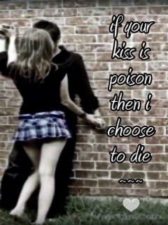 Ur Kiss Mobile Wallpaper