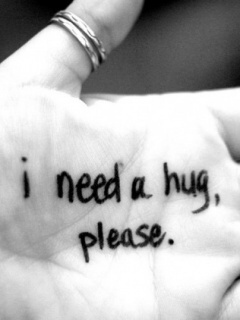 I Need Hug Mobile Wallpaper