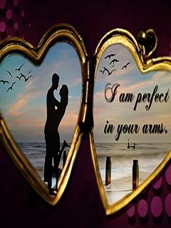 Forever Love Mobile Wallpaper