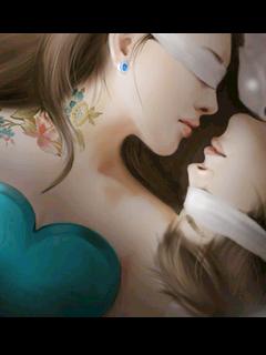 Love Blind Mobile Wallpaper