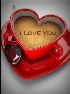Download Love Tea Mobile Wallpaper Mobile Toones