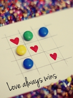 Love Always Mobile Wallpaper