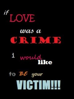 If Crime Love Mobile Wallpaper