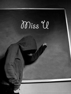 Miss U Mobile Wallpaper