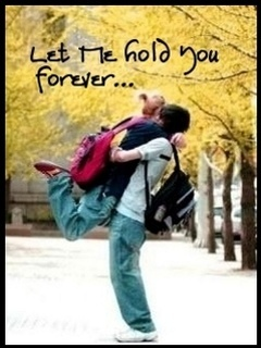Hold You Forever Mobile Wallpaper