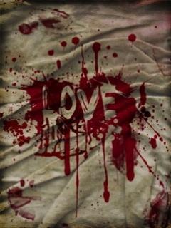 Love Blood Mobile Wallpaper